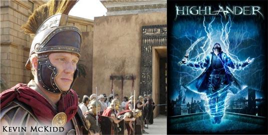 kevin mckidd - highlander