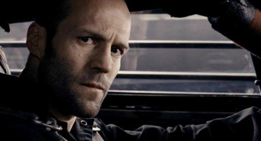 Death Race: Jason Statham