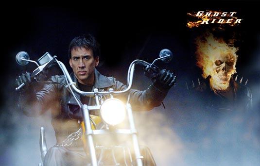 Nicolas Cage, Ghost Rider