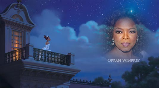 Oprah Winfrey - The Princess and the Frog