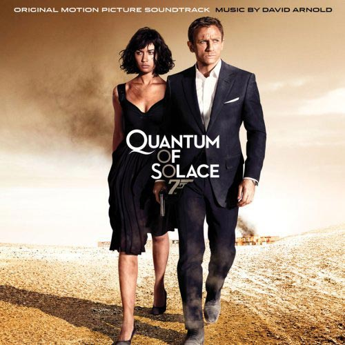 Quantum Of Solace soundtrack