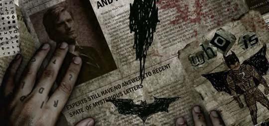 Fake The Riddler Poster