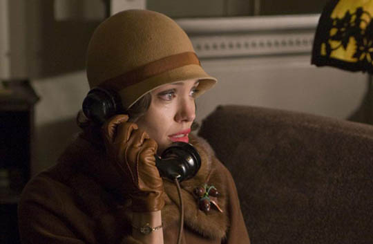 "Angelina Jolie in ""Changeling"" (""The Exchange"")"