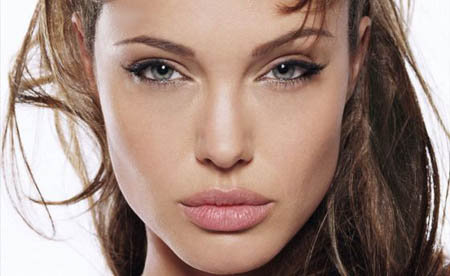 Angelina Jolie On The ...