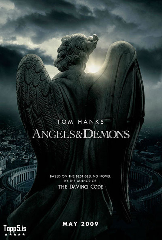Angels and Demons poster