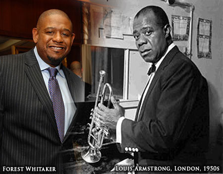 Forest Whitaker | Louis Armstrong