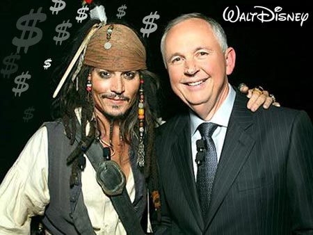 johnny depp pirate. Pirates 4: Is Johnny Depp