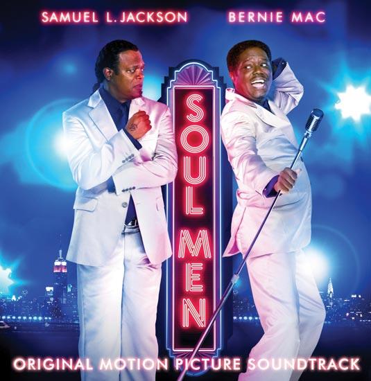 Soul Men Soundtrack Cover