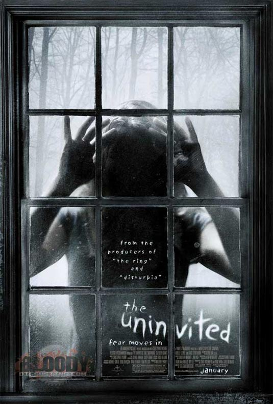 Uninvited movie poster