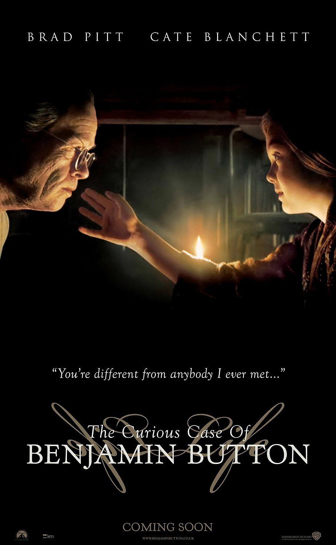 The Curious Case of Benjamin Button International Trailer ...