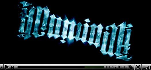 Angels & Demons Viral: Secret Message in Teaser Trailer