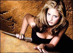 Buffy The Vampire Slayer | Sarah Michelle Gellar