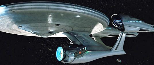 Quot Star Trek Quot Uss Enterprise Photo Revealed Filmofilia