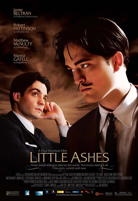 Little Ashes - Poster