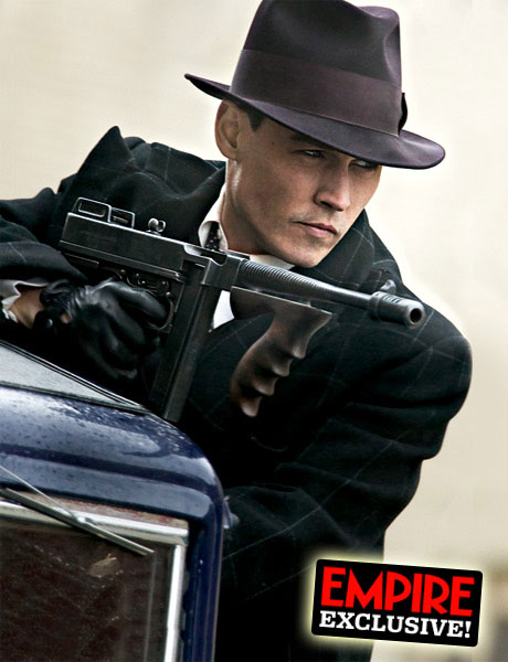 Public Enemies Trailer: Public Enemies Clip Behind-The-Scenes :  public enemies public enemies movie michael mann johnny depp public enemies
