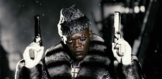 "Samuel L. Jackson - ""The Spirit"""