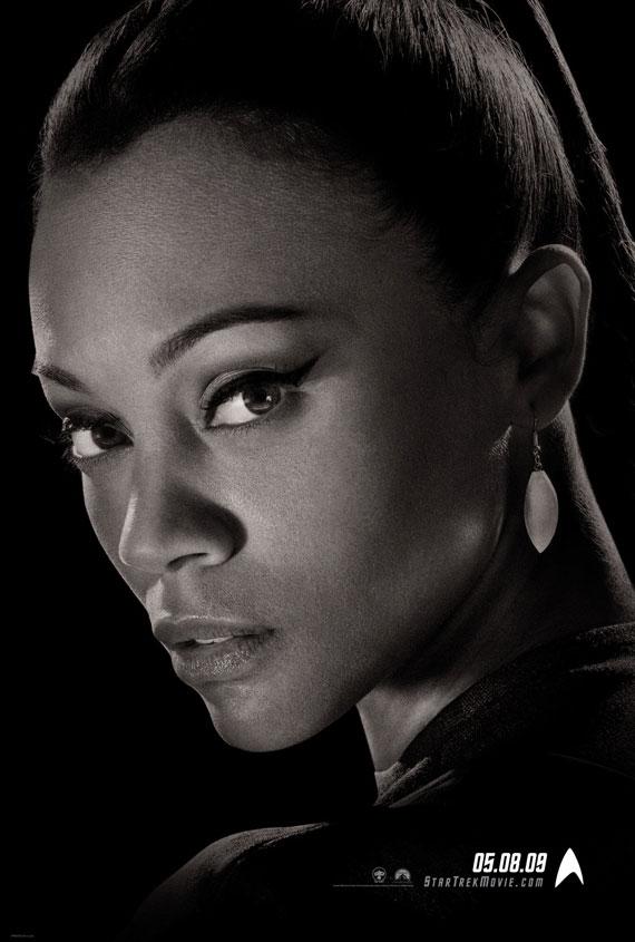Star Trek, Uhura Poster