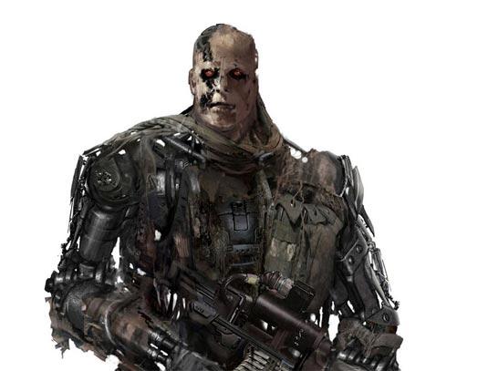 Terminator 4 Concept Art
