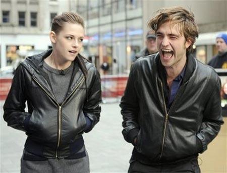 Twilight, Kristen Stewart and Robert Pattison