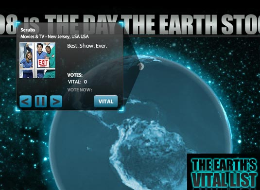 The Day The Earth Stood Still … Who Will Be Saved?