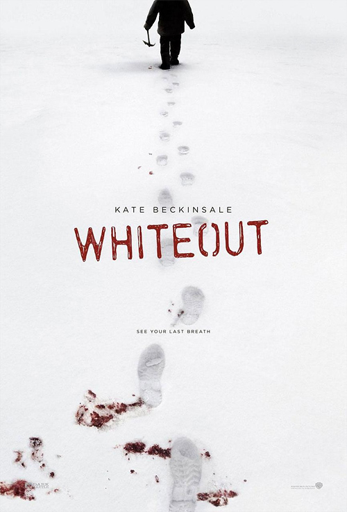 Whiteout - poster