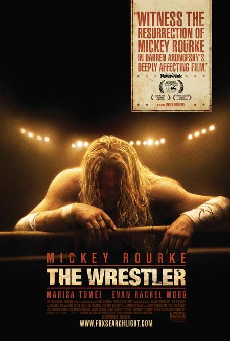 Wrestler poster