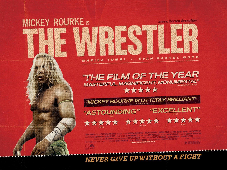 the wrestler new trailer filmofilia