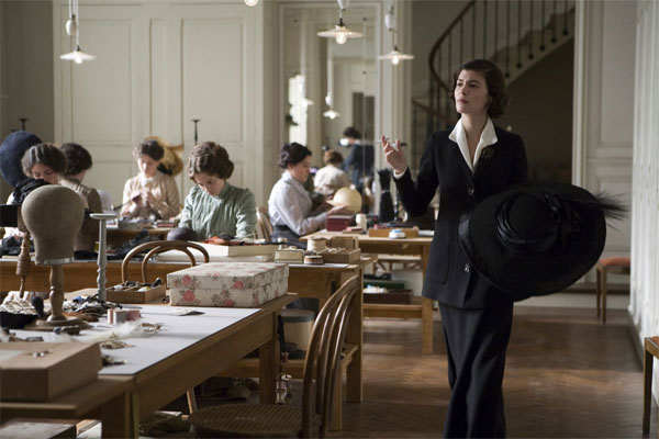 Audrey Tautou as Coco Before Chanel - 2