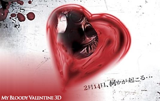 """My Bloody Valentine 3-D"" Clip and International Poster"