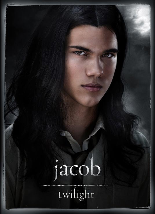 Taylor Lautner, Twilight poster