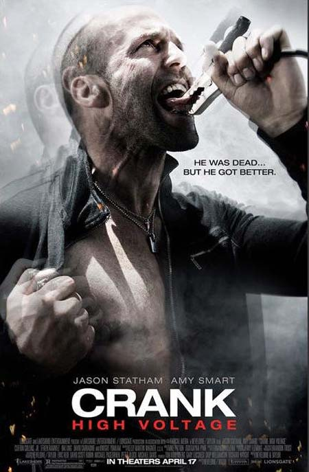 Adrenalina 2 Pod napięciem / Crank: High Voltage (2009) [DvDRIP / RMVB / Lektor PL]