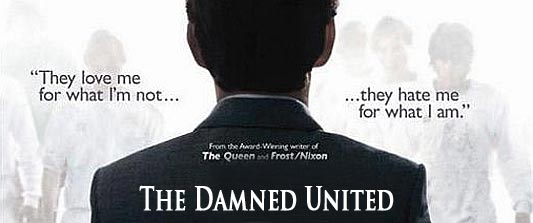 The Damned United Poster Unveiled - FilmoFilia