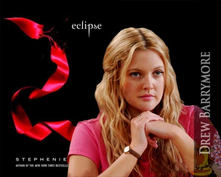 Drew Barrymore | The Twilight Saga's Eclipse