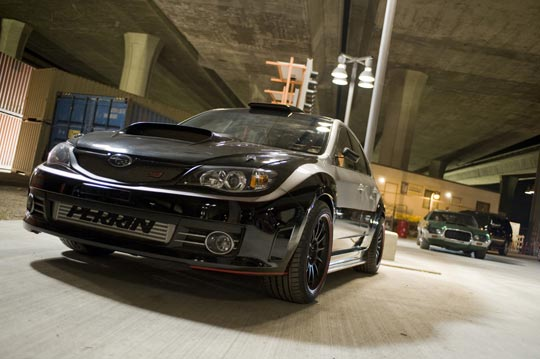 Fast and Furious | Subaru WRX STi