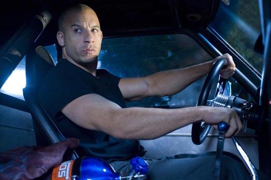 Fast & Furious|Vin Diesel
