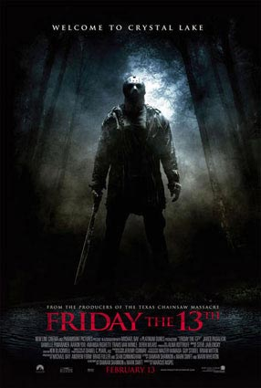 Friday 13th poster