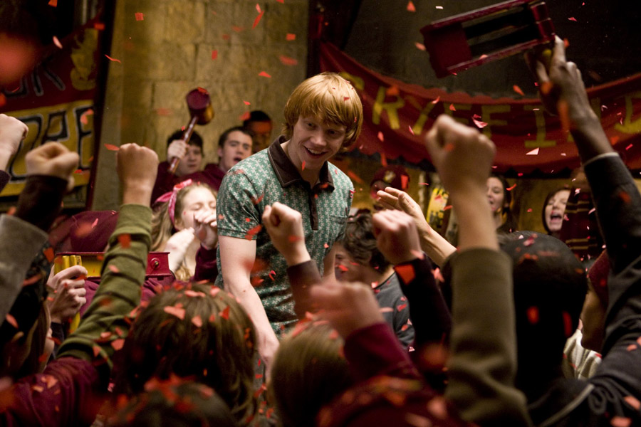 Harry Potter and the Half-Blood Prince -  Rupert Grint