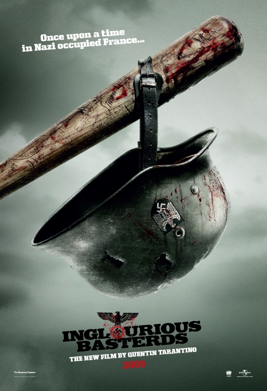 Inglourious Basterds Bloody Great Poster