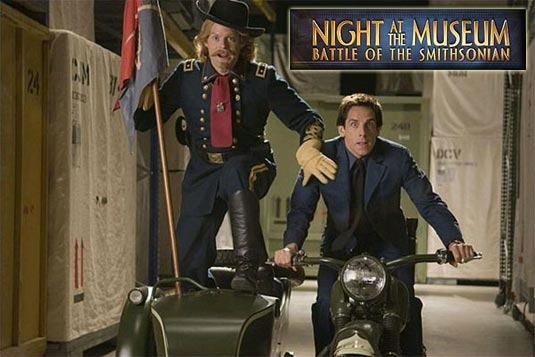 Night At The Museum 2 pic