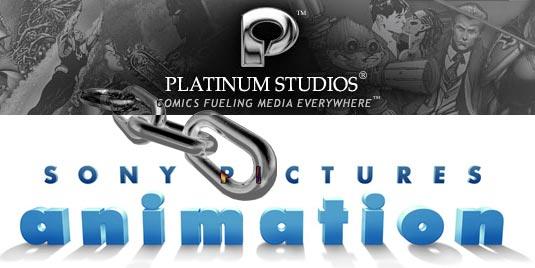 Sony Pictures Animation & Platinum Studios, Inc