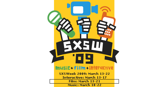 The South by Southwest (SXSW) Film Conference and Festival