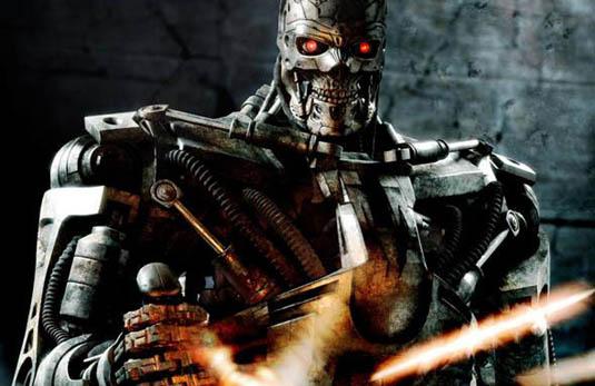 Terminator Salvation T-600
