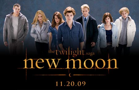 "Win A Chance To Be In ""The Twilight Saga New Moon""! - FilmoFilia"