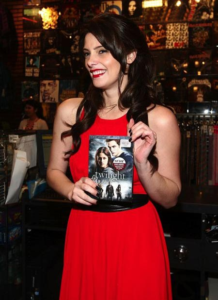 Ashley Greene, twilight dvd