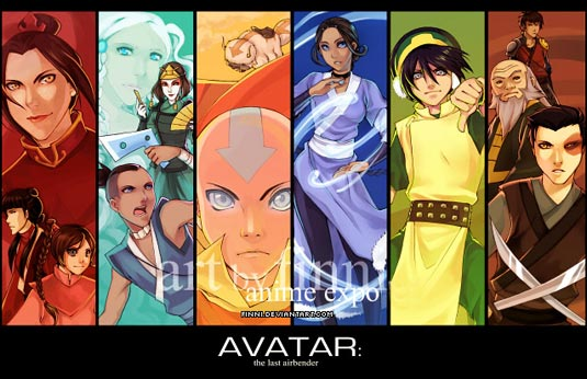 Avatar: The Last Airbender. Aasif Mandvi (The Daily Show), Shaun Toub (The