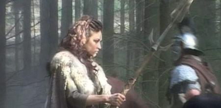 Olga Kurylenko In Centurion