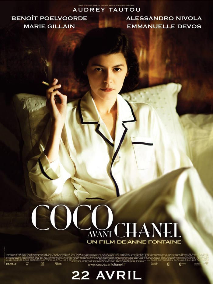 Coco avant Chanel poster