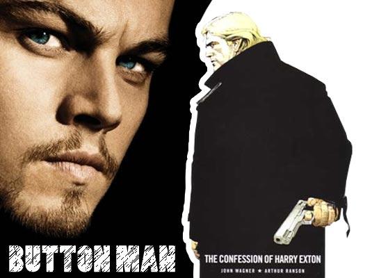 Leonardo DiCaprio | Button Man