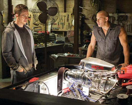 Fast & Furious 5, Paul Walker and Vin Diesel