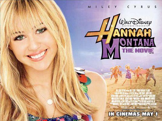 Hannah Montana: The Movie - Poster